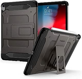 Spigen Tough Armor Tech Designed for iPad Pro 11 Case (2018) - Gunmetal
