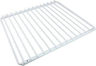 adjustable freezer shelf