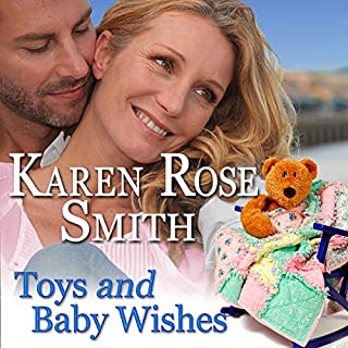 Toys and Baby Wishes audiobook cover art