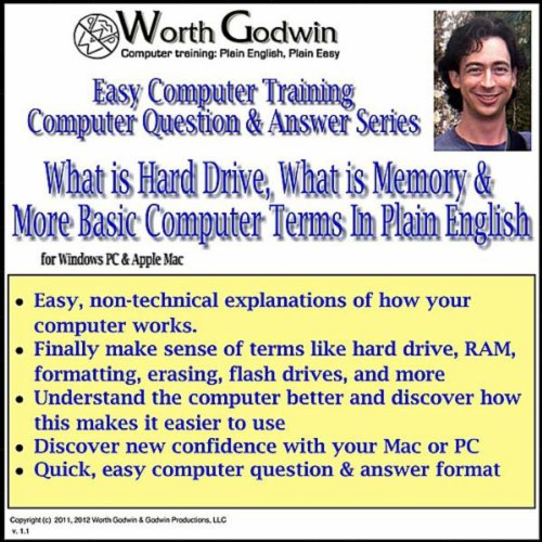 What is a Hard Drive, What is RAM & Other Basic Computer Terms Explained in Plain English