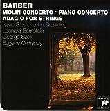Barber: VLN 14 / Pno Cto OP 38 / Orchestral