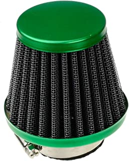 GY6 50cc Scooter Moped 38mm Air Filter for SSR Apollo 125 125cc 110cc Coolster Dirt Pit Bike Motorcycle QMB139 Engine Parts Green