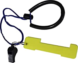 America Go Fishing Wrist Lanyard with Florida Lobster Stone Crab Gauge and Whistle