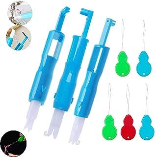 H-O Ho - Enhebradores de dos agujas, el enhebrador de aguja para coser. Se utiliza para enhebrar la máquina y el cambio de...