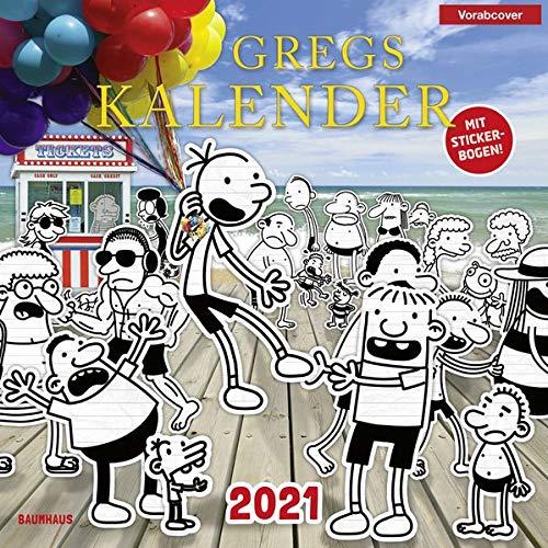 Gregs Kalender 2021 (Gregs Tagebuch)