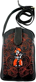 Gameday Boots NCAA University of Oklahoma State Cowboys Ladies Body Purse, One Size, Black