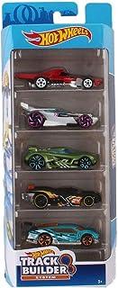 Hot Wheels Track Builders Unlimited 5-Pack: Formula Flashback, Drift King, Chicane, Prototype H-24, and Super Blitzen!