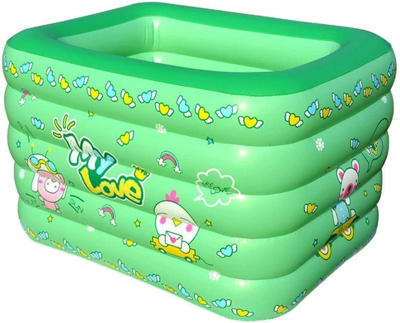 5層インフレータブルプール - 子供のための水遊び屋外ビーチ夏のパーティー YANW