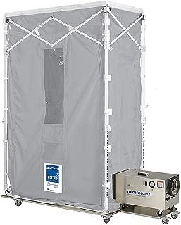 mintie technologies dust containment unit