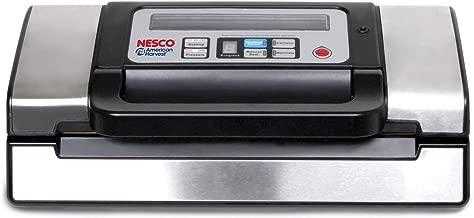 nesco american harvest vs 12 vacuum sealer