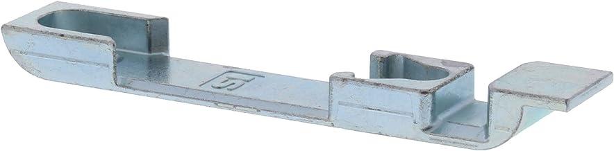 Siegenia kiepsluitplaat type 420 ook 0420 zilver verzinkt