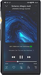 M11 Pro Portable Smart Android Lossless Music Player HiFi Bluetooth MP3 Fever 4.4 Balance DSD Decoding (Black)