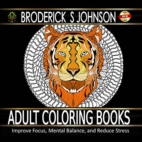 Your Guide to Adult Coloring Books audiobook cover art