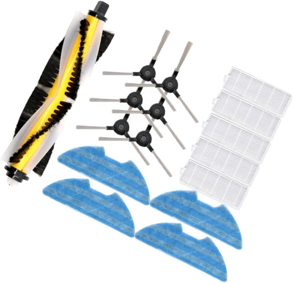 joyMerit Vacuum Cheap Cleaner Kits 40% OFF Cheap Sale Side Cleaning Main for Brush