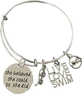 Infinity Collection Swimming Bracelet- Swim Bracelet-...