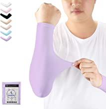 Jixin4you/® Sport Armlinge /Ärmel Anti-UV Schutz Handschuh Tempor/äre Armstr/ümpfe Sonnenschutz Str/ümpfe,haken Finger Hautfarbe