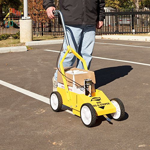 Aervoe Vers-A-Striper Cart - Pavement, Model# 800