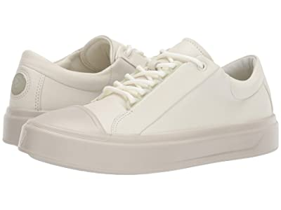 ECCO Flexure T-Cap Sneaker (Shadow White) Women