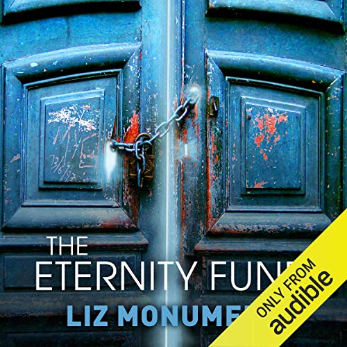 The Eternity Fund audiobook cover art