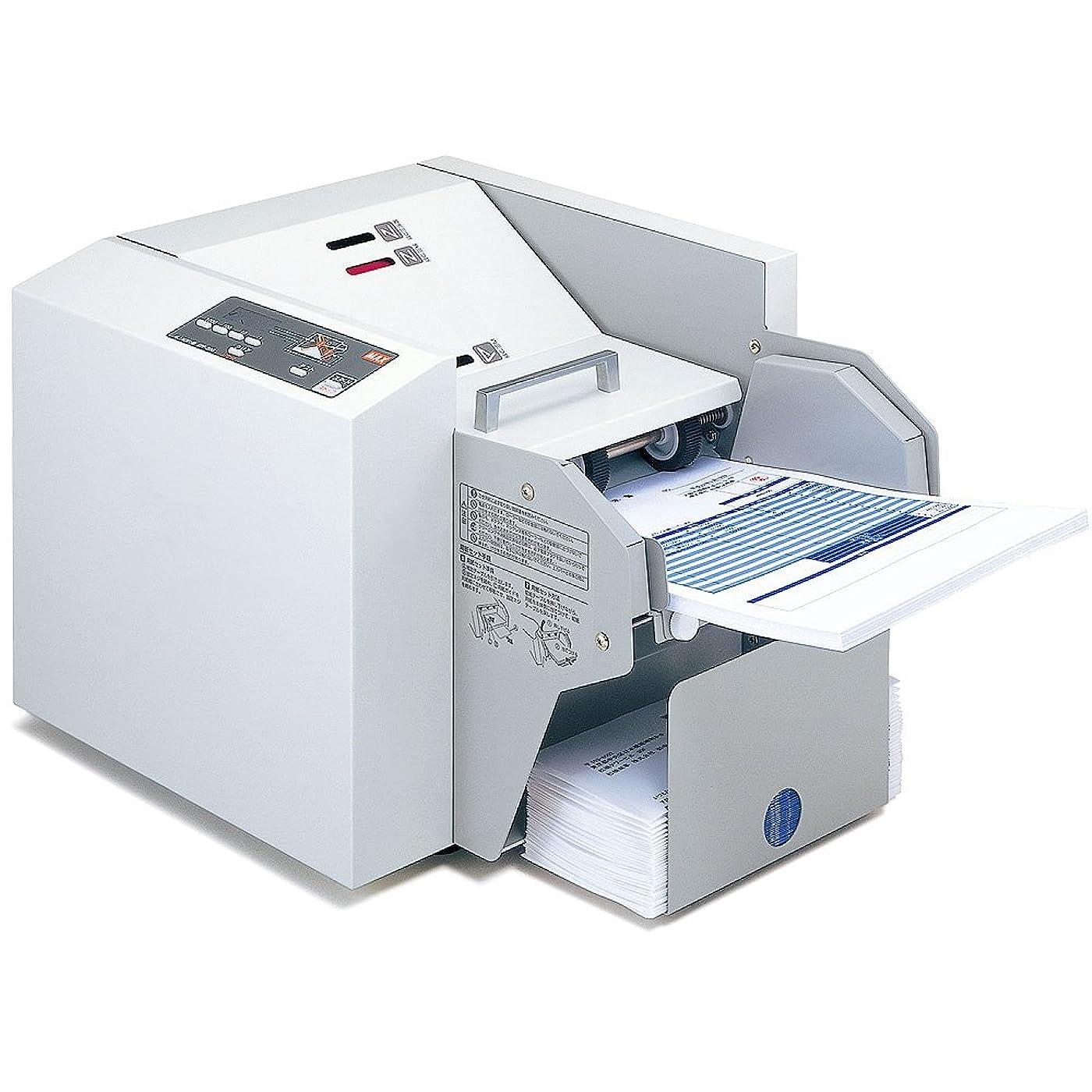 勉強するアイドル包括的マックス 卓上紙折り機EPF-200/50HZ EPF-200/50HZ