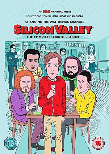 Silicon Valley S4 [Edizione: Regno Unito] [Import italien]