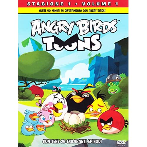Angry Birds Toons Stg.1 Vol.1