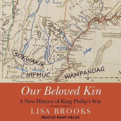 Our Beloved Kin audiobook cover art