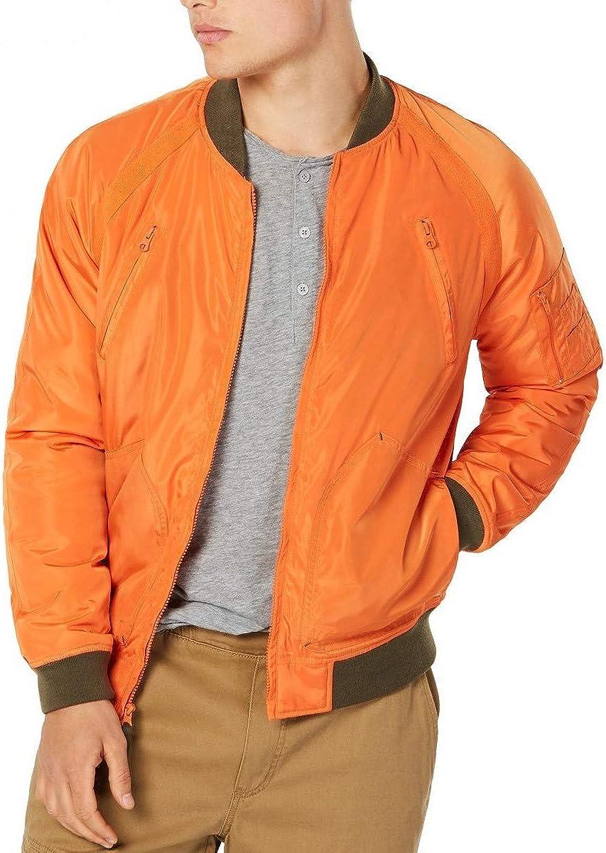 AMERICAN RAG CIE Men's Montrose Outerwear Bomber Jacket