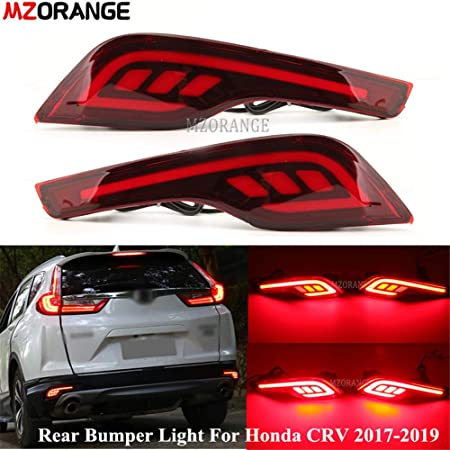 Details about  /NEW PASSENGER SIDE TAIL LIGHT FITS HONDA CR-V TOURING 2017 33500TLAA01 HO2805113