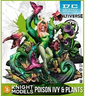 Knight Models Batman/DC Universe Miniatures Game: Poison Ivy & Plants
