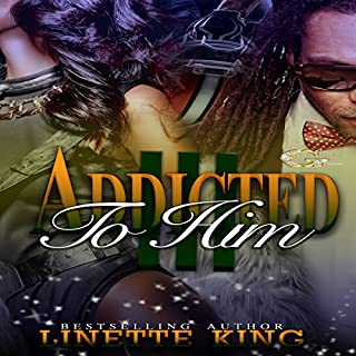 Addicted to Him 3 audiobook cover art