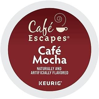 Cafe Escapes 6803 Cafe Escapes Mocha K-Cups, 24/box