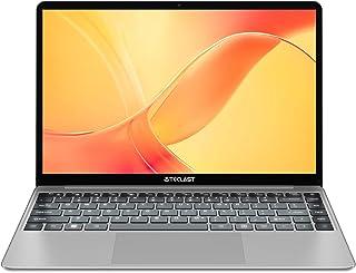 ノートPC 14.1インチ、TECLAST F7 Plus ノートパソコン 8GB メモリ 256GB SSD Windows 10 64ビット インテル Celeron N4100 CPU 1920*1080 16:9 IPS ディスプレイ ...