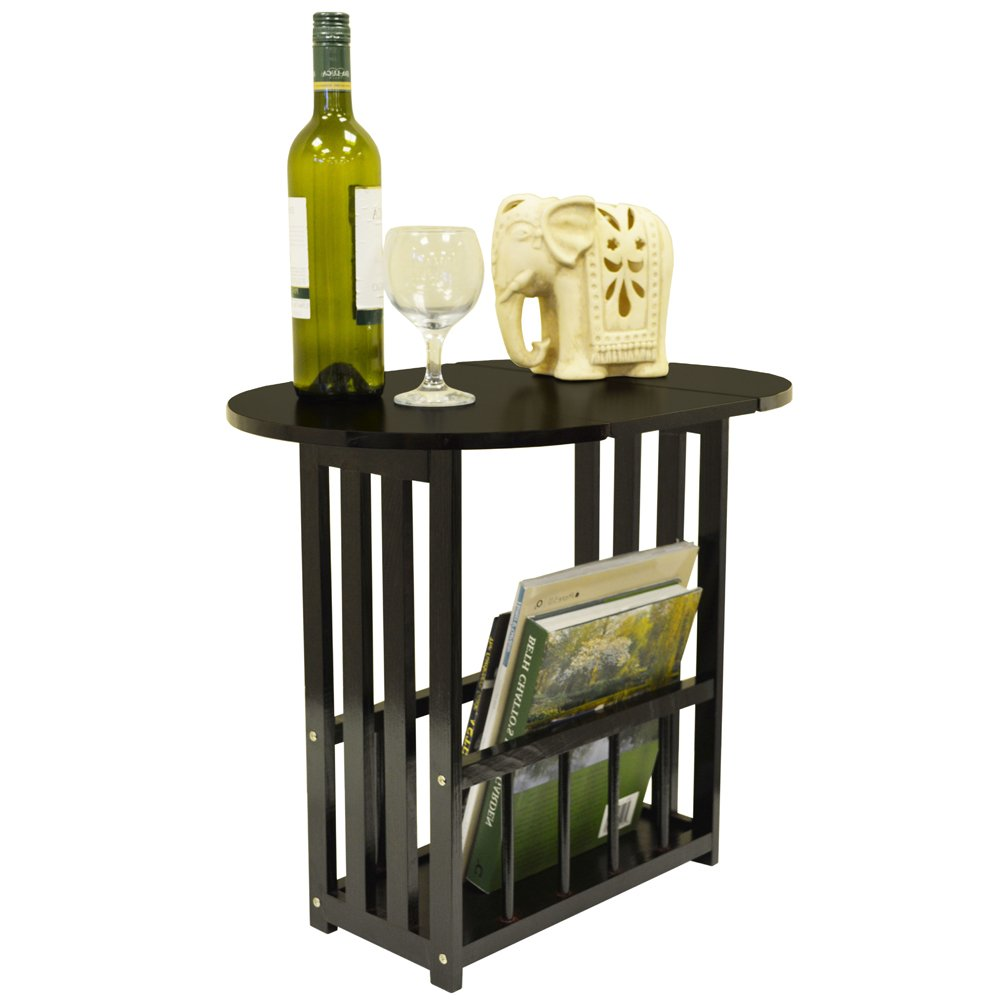 Watsons Haughton Swivel Top Side End Table With Storage Rack Dark Oak Buy Online In Cambodia Watsons Products In Cambodia See Prices Reviews And Free Delivery Over 27 000 Desertcart