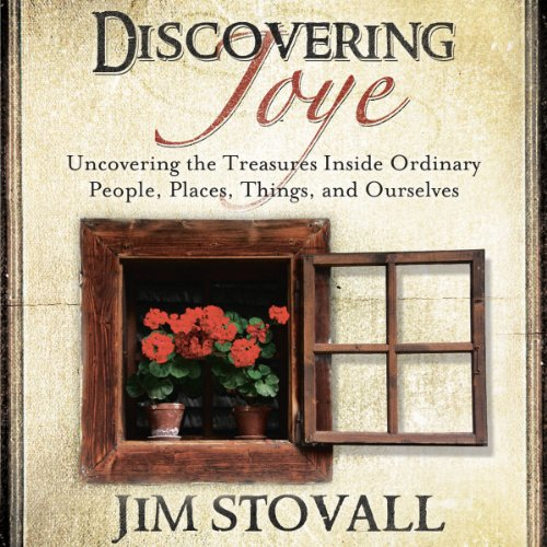 Discovering Joye audiobook cover art
