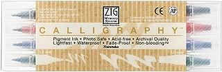 Kuretake Zig MS34004V Zig Memory System Calligraphy Marker