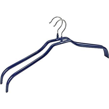 WENKO Kleiderbügel Hosenbügel Wäschebügel Bügel Hemdenbügel Platzsparend Compact