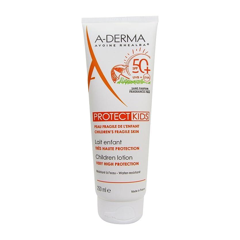 鮫滑り台遺伝的A-derma Protect Kids Lotion Spf50+ 200ml [並行輸入品]