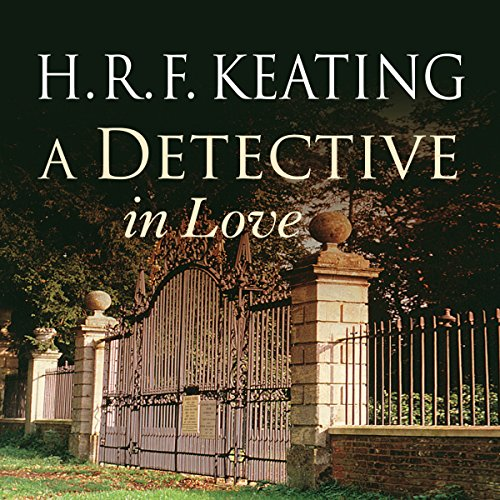 A Detective in Love cover art