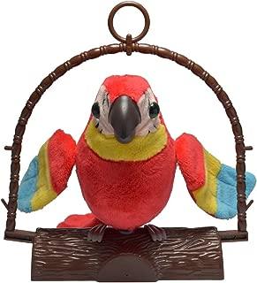 IncredibleGifts Repeat Talking Parrot Toy