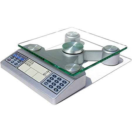 EatSmart Digital Nutrition Food Scale with Professional Food and Nutrient Calculator