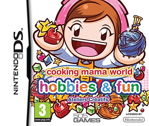 Cooking Mama World: Ateliers Créatifs