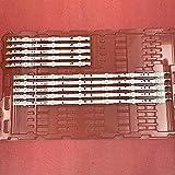 Miwaimao LED Backlight Strip(10) For Samsung UE40H5000AK UE40J5100 UE40H6650 UE40H6240 UE40H5270 UE40J6240AK UE40J5600 UE40H6350 UE40J6510