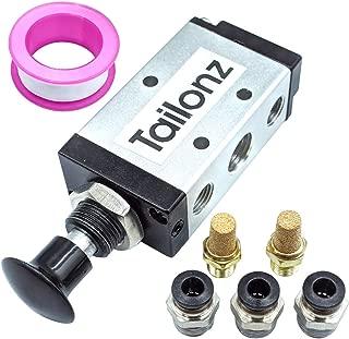 5 2 push button valve