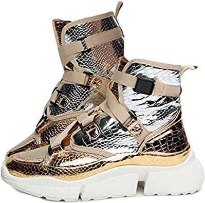 Cape Robbin Superstar High Top Lace Up
