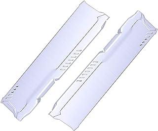 SODIAL 1 Pieza Radiador de Chip de Memoria de Computadora Radiador de Chaleco de Enfriamiento para Ddr3,Ddr4,ECC Ram Disipador de Calor (Blanco)
