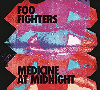 Medicine at Midnight Foo Fighters Cd