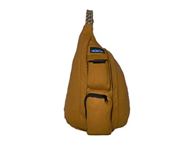KAVU Mini Rope Bag (Tobacco) Bags