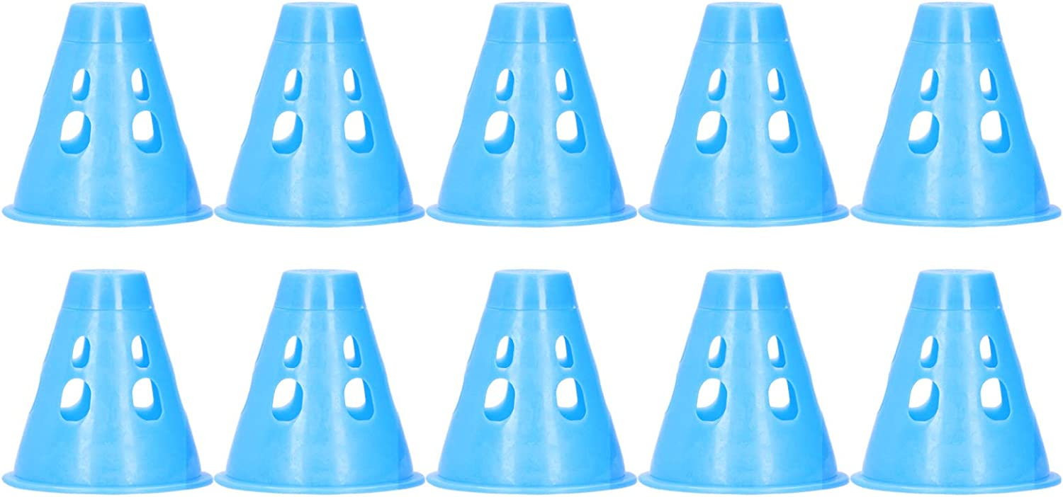 10 Pcs Camping Tent Decorative Limited price sale Cap Selling and selling Nail Warning