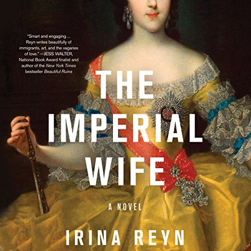The Imperial Wife audiobook cover art